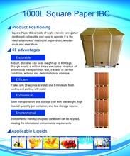 PAPER IBC TOTE 1000l