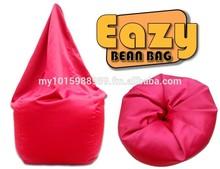 Eazy Bean Bag - Sateen Fabric