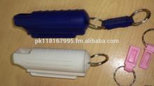 Pepper Spray Plastic Cases