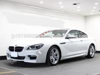 USED CARS - BMW 6 SERIES 640I M SPORT PKG PLUS PACKAGE (RHD 819645 GASOLINE)