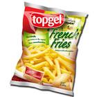 Frozen Potato Chips Pre-Fries 2.5Kg