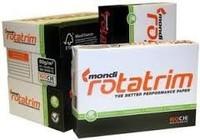 Quality Mondi Rotatrim A4 Copy paper 80gsm (210mm x 297mm)