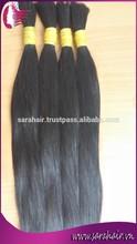 Exporting unprocessed wholesale 100% human hair - Bulk virgin remy hair