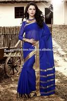 Ravishing Cotton Blends Designer Sarees