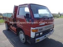 WSH-20945 : 1992 TOYOTA TOYOACE 4WD DUMP / 2TON / 14B ENGINE
