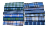 Yarn Dyed Checked Fabric