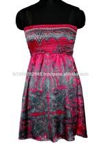 designer satian fabric girls dress , designs beautiful girl dress , girls gala dress