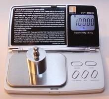Esky Digital Scale 100g x 0.01g Jewelry Gold Silver Coin Gram Pocket