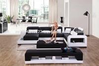 Basel U-soffa for Sweden Market