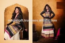 ethnic designer dress- embroidered dupattas dress materials -wholesale indian salwar kameez -indian fashion design dresses