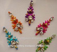 Indian fashion bindis export supplies