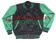 High Quality Fully Customizable Varsity Jacket / Baseball Jacket