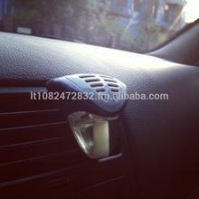 Liquid Car Vent Clip Air Freshener Car Perfume Aroma Diffusers MSDS 2015 New Design