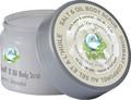 Veris mer morte cosmétiques naturels sel et corps de l'huile gommage, 100% pur et certifié mer morte produit pas couleurs non parfumé - peau sensible