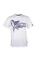 Label 23 T-Shirt Spirit 2015 - Size: XL - Color: weiss