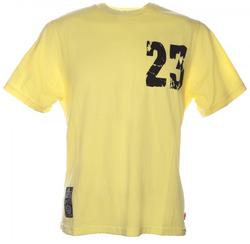 Label 23 T-Shirt Extremsport 2014 - Size: XL - Color: gelb