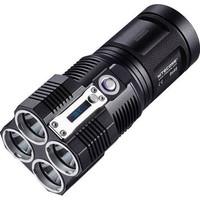 Nitecore TM26 Tiny Monster Flashlight, 3500lm, 4 x 18650, Black
