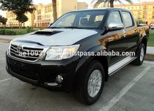 Toyota Hilux 3.0L AT Vigo D-4D double cabin 2015 model