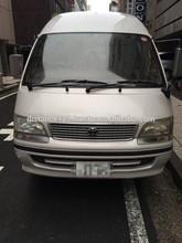 Japanese high quality popular toyota hi ace diesel cars for sale 10 passenger