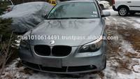 We export American cars 2006 BMW 525i 4-door sedan