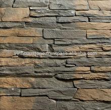 Artificial Light Concrete Ledge Stone - Vietnamese Art Ledge Stone