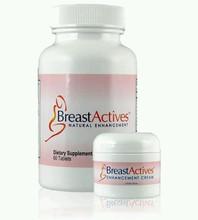 Breast Actives 1 kit (Pills + Cream)