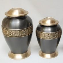 200 ci Metal Brass Cremation Urn