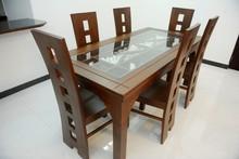 Mahogany Dining Set CONTESSA