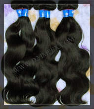 permanent hair weaving in all sizes