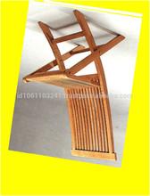Teak Folding Chair ding Chair Classic