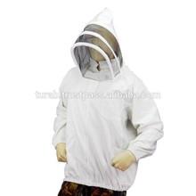 Pro's Choice Best Beekeeping Full Suit, 100%Cotton,Bee Keeper Suit XXL Coveralls, Helmet & Head Net Walter