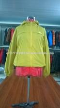 Good Price Plus Size Spring Yellow Women Coats