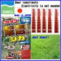 Duda efecto tiburón repelente de mosquitos de made in japón para Orchard