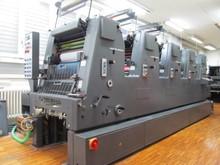 OFFSET PRINTING MACHINE HB GTOFPP-52 + VERSION