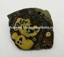 2015 Hot Sale Gemstone Sphalerite Galena Marcasite Fancy Shape