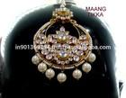 Bridal Kundan Head Jewelry
