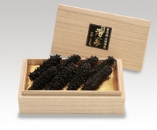Natural dried sea cucumber from Hokkaido Japan at reasonable prices
