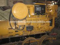 Used Cat Diesel Generator set 3508, 1000kva, Excellent Condition Unit