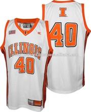 Sublimación de las ventas calientes barato baloncesto juegos de uniformes