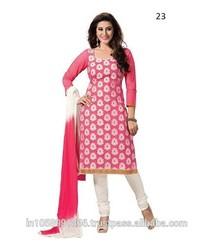 Cotton Punjabi Suits Ladies   Latest Dress Designs Ladies Suit   Ladies Formal Suits