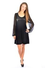 Black Evening Dress 01