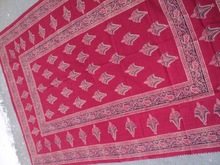 Sanganer,s Hand Block Printed Bedspreads & curtains , quilts & bedsheets & bedcovers