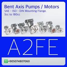 63 cc Parker Rexroth Type Bent Axis Pump
