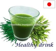 Aojiru (Green Tea and Barley Grass Drink)