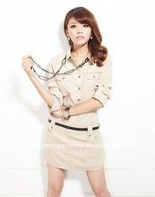 latest Korean dress for women 2012