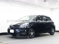 USED CARS - TOYOTA VITZ U TONE (RHD 819736 GASOLINE)