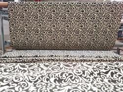 good quality wall to wall carpet non-woven needle felt look carpet