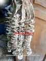 Folha de palmeira artesanato bobina, Lauhala pandanus brinquedos do pássaro