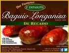 Premium Baguio Longanisa / Sausage