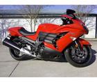 Used 2013 Kawasaki Ninja ZX 1400-R. 461 Miles